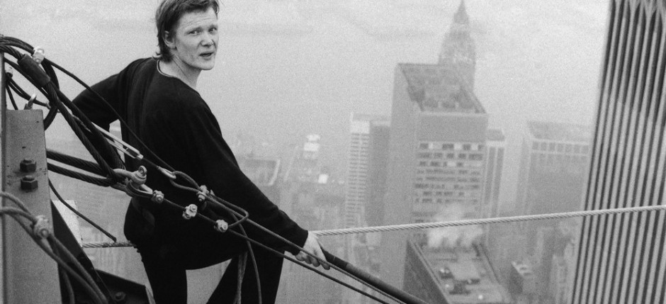 USA New York Philippe Petit Rest