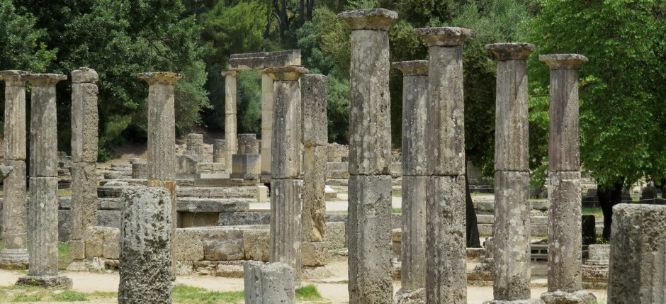 Ancient Olympia stanbr54